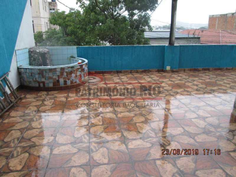 IMG_9629 - Espetacular Casa Triplex com Terraço, 3qtos, vagas de garagem, Quintal - Braz de Pina - VR30179 - 5