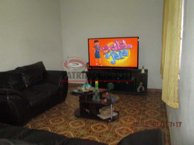 IMG_9631 - Espetacular Casa Triplex com Terraço, 3qtos, vagas de garagem, Quintal - Braz de Pina - VR30179 - 11