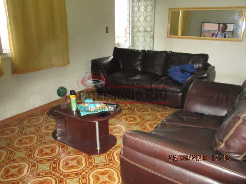 IMG_9635 - Espetacular Casa Triplex com Terraço, 3qtos, vagas de garagem, Quintal - Braz de Pina - VR30179 - 10