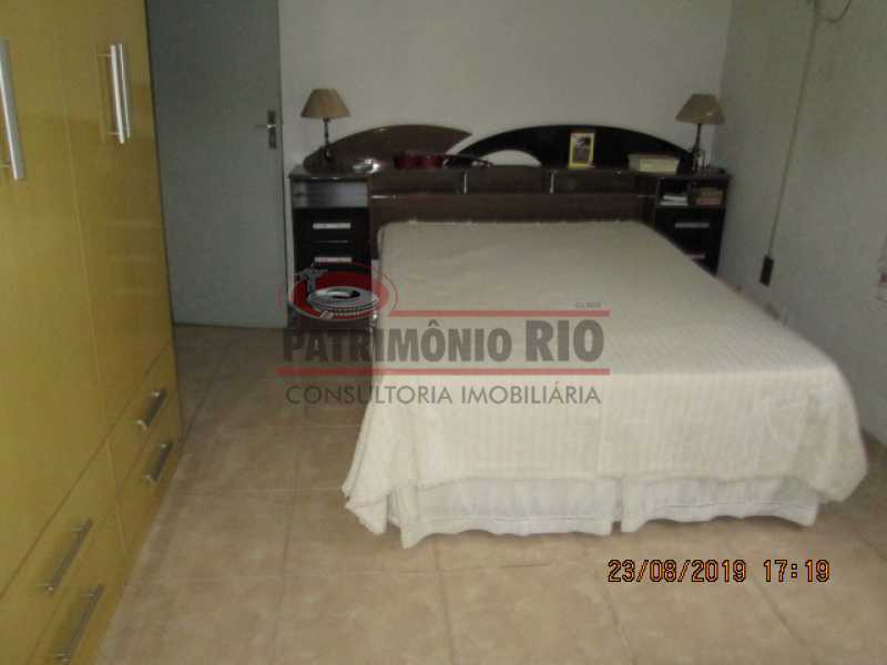IMG_9639 - Espetacular Casa Triplex com Terraço, 3qtos, vagas de garagem, Quintal - Braz de Pina - VR30179 - 16