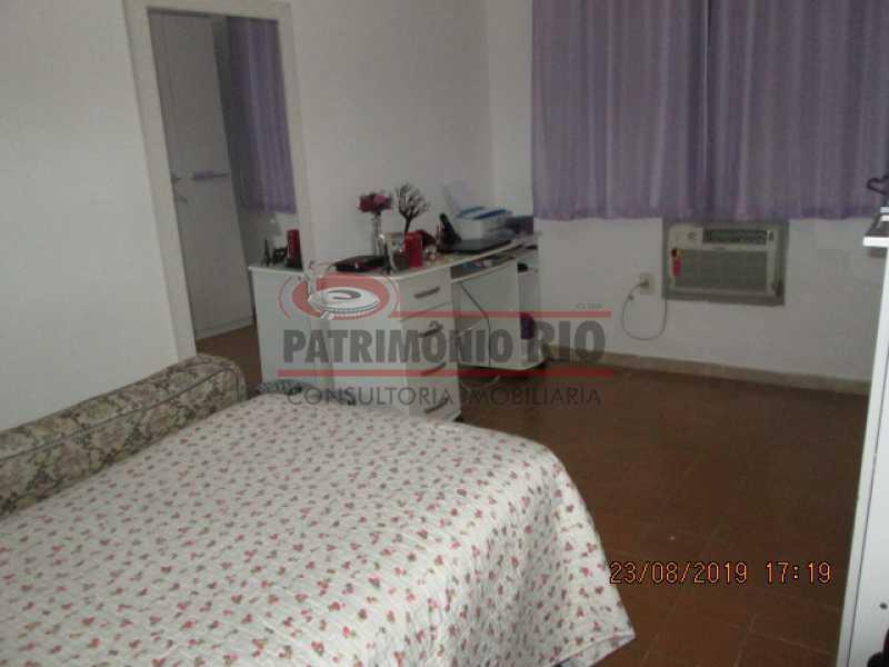 IMG_9640 - Espetacular Casa Triplex com Terraço, 3qtos, vagas de garagem, Quintal - Braz de Pina - VR30179 - 17
