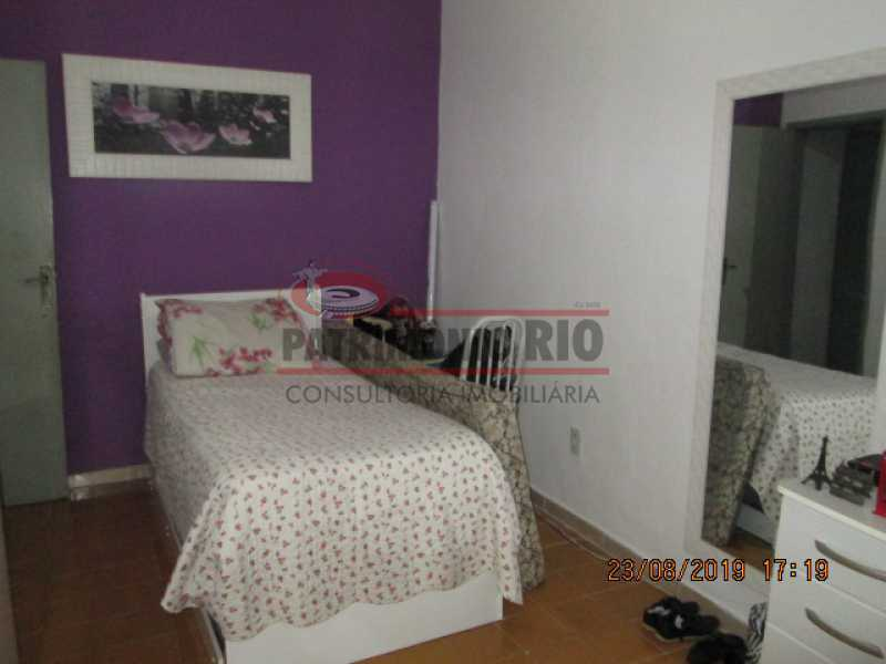 IMG_9641 - Espetacular Casa Triplex com Terraço, 3qtos, vagas de garagem, Quintal - Braz de Pina - VR30179 - 18