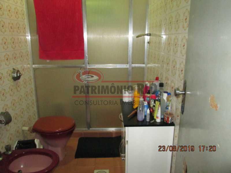IMG_9642 - Espetacular Casa Triplex com Terraço, 3qtos, vagas de garagem, Quintal - Braz de Pina - VR30179 - 20