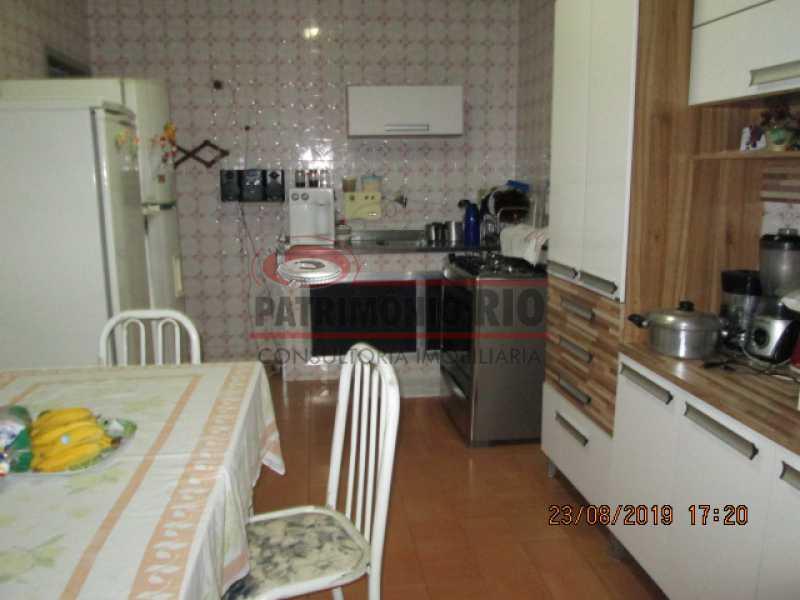 IMG_9644 - Espetacular Casa Triplex com Terraço, 3qtos, vagas de garagem, Quintal - Braz de Pina - VR30179 - 21