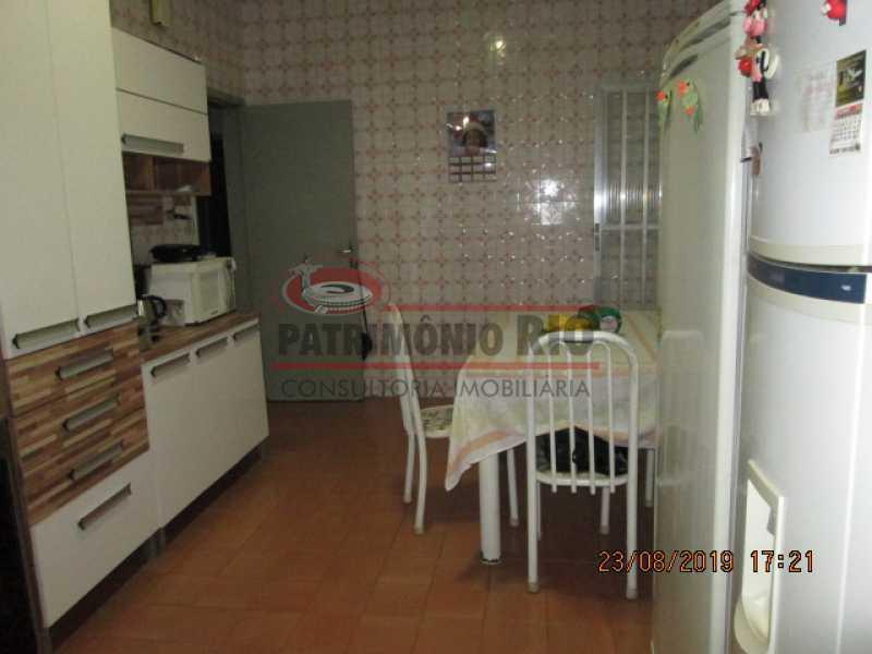 IMG_9647 - Espetacular Casa Triplex com Terraço, 3qtos, vagas de garagem, Quintal - Braz de Pina - VR30179 - 22