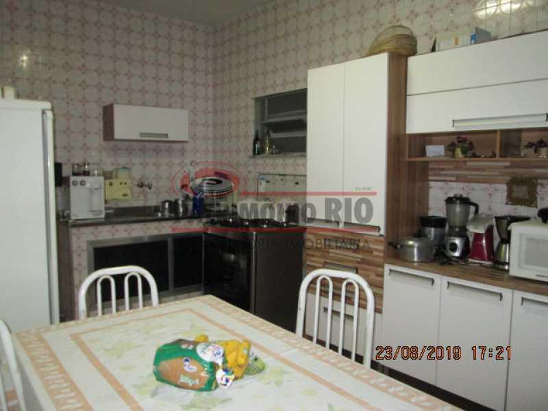IMG_9648 - Espetacular Casa Triplex com Terraço, 3qtos, vagas de garagem, Quintal - Braz de Pina - VR30179 - 23