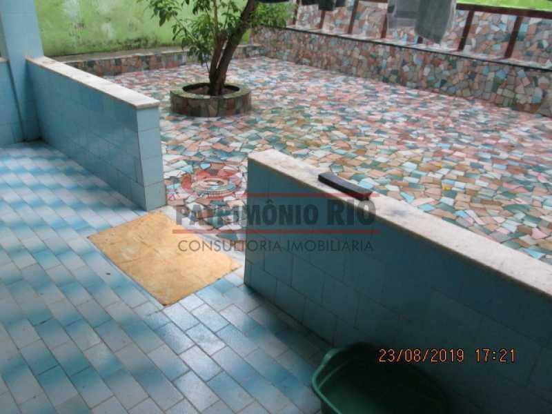 IMG_9650 - Espetacular Casa Triplex com Terraço, 3qtos, vagas de garagem, Quintal - Braz de Pina - VR30179 - 25