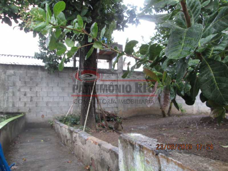 IMG_9655 - Espetacular Casa Triplex com Terraço, 3qtos, vagas de garagem, Quintal - Braz de Pina - VR30179 - 31