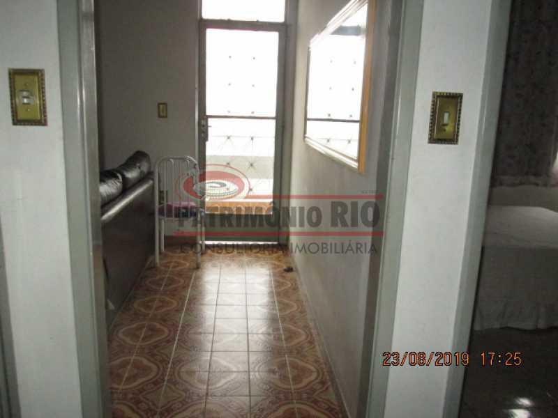 IMG_9660 - Espetacular Casa Triplex com Terraço, 3qtos, vagas de garagem, Quintal - Braz de Pina - VR30179 - 13