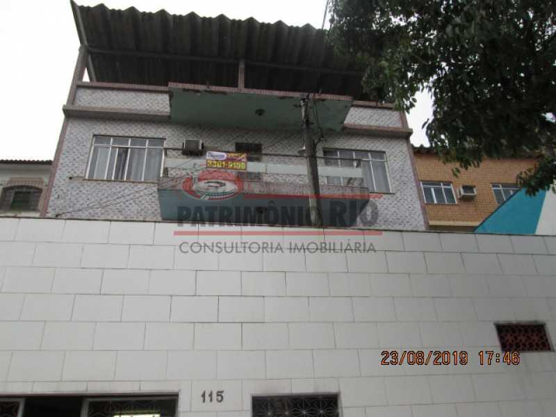 IMG_9661 - Espetacular Casa Triplex com Terraço, 3qtos, vagas de garagem, Quintal - Braz de Pina - VR30179 - 1