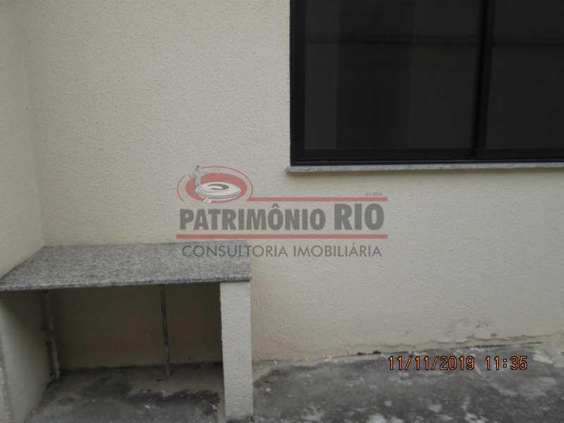IMG_0443 - ESPETACULAR CASA DUPLEX, 3QUARTOS, VAGA DE GARAGEM - PRIMEIRA LOCAÇÃO - COLÉGIO - VR30377 - 10
