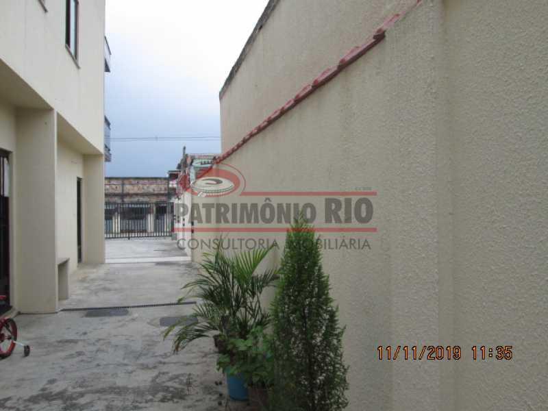 IMG_0445 - ESPETACULAR CASA DUPLEX, 3QUARTOS, VAGA DE GARAGEM - PRIMEIRA LOCAÇÃO - COLÉGIO - VR30377 - 26