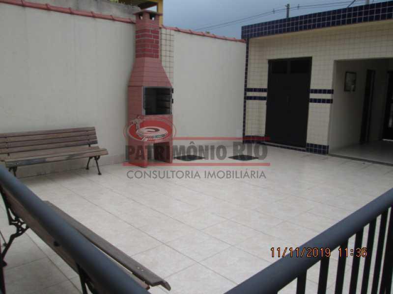 IMG_0449 - ESPETACULAR CASA DUPLEX, 3QUARTOS, VAGA DE GARAGEM - PRIMEIRA LOCAÇÃO - COLÉGIO - VR30377 - 5