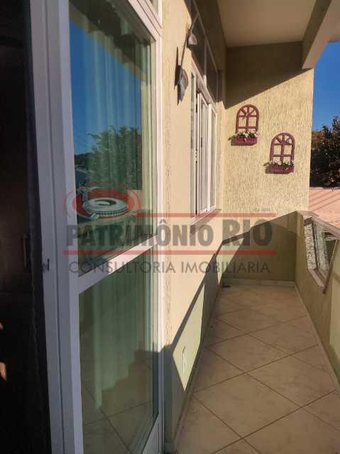 12 - Casa 5 quartos à venda Vila Kosmos, Rio de Janeiro - R$ 690.000 - PACA50002 - 13
