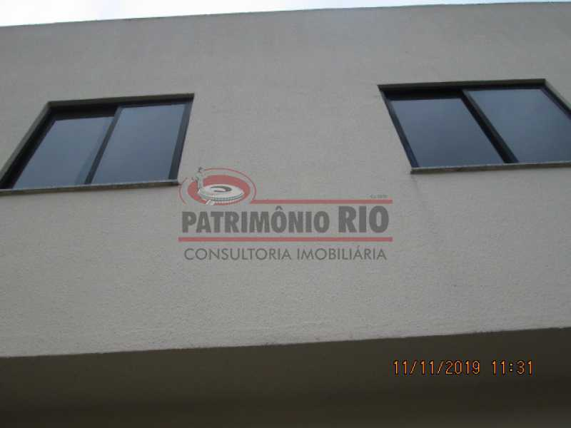 IMG_0422 - ESPETACULAR CASA DUPLEX, 3QTOS, VAGA DE GARAGEM - PRIMEIRA LOCAÇÃO - COLÉGIO - PACA30028 - 10