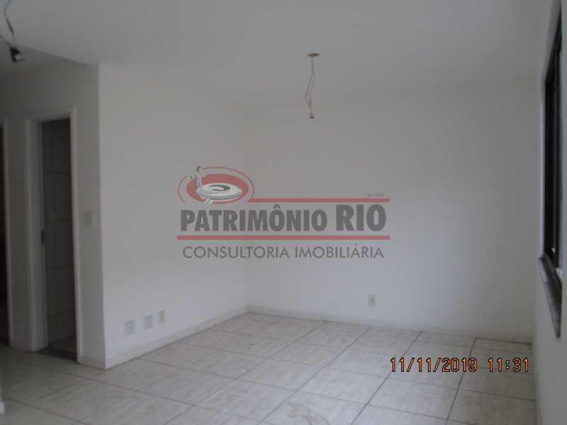 IMG_0423 - ESPETACULAR CASA DUPLEX, 3QTOS, VAGA DE GARAGEM - PRIMEIRA LOCAÇÃO - COLÉGIO - PACA30028 - 11