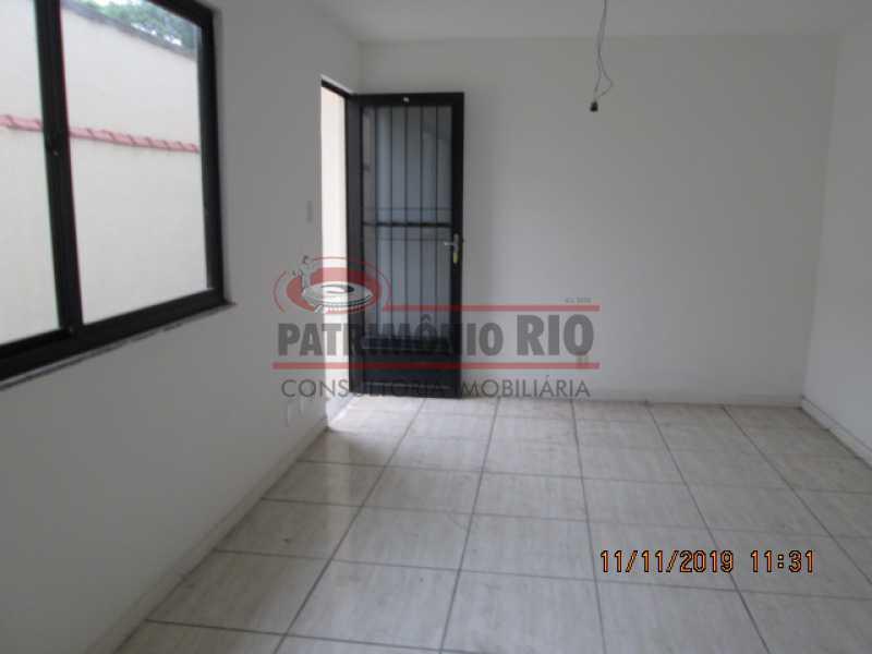 IMG_0425 - ESPETACULAR CASA DUPLEX, 3QTOS, VAGA DE GARAGEM - PRIMEIRA LOCAÇÃO - COLÉGIO - PACA30028 - 13