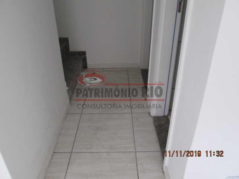 IMG_0426 - ESPETACULAR CASA DUPLEX, 3QTOS, VAGA DE GARAGEM - PRIMEIRA LOCAÇÃO - COLÉGIO - PACA30028 - 14