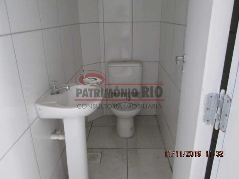 IMG_0427 - ESPETACULAR CASA DUPLEX, 3QTOS, VAGA DE GARAGEM - PRIMEIRA LOCAÇÃO - COLÉGIO - PACA30028 - 15