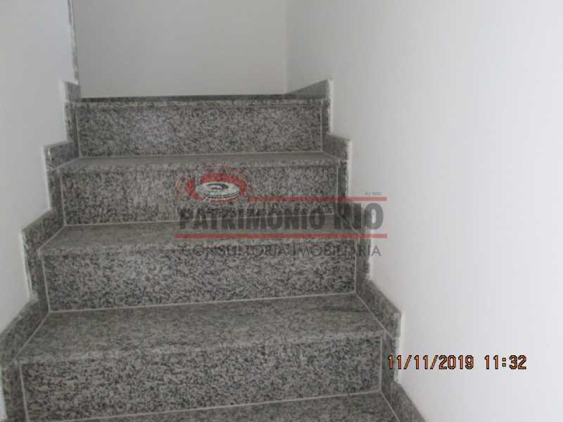 IMG_0428 - ESPETACULAR CASA DUPLEX, 3QTOS, VAGA DE GARAGEM - PRIMEIRA LOCAÇÃO - COLÉGIO - PACA30028 - 16
