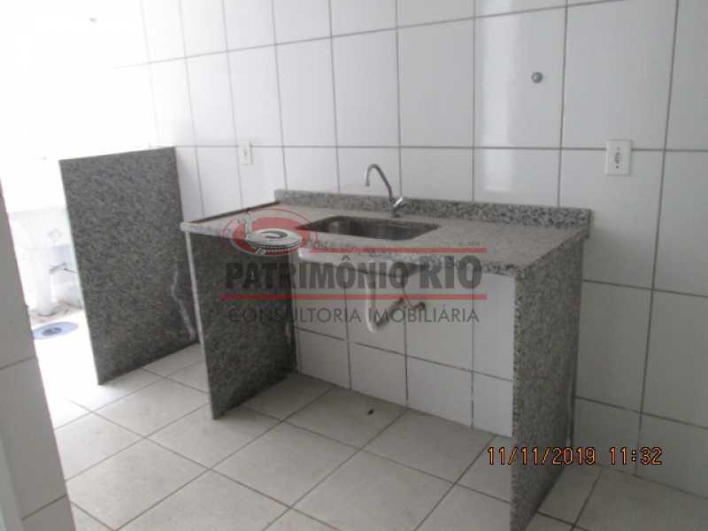 IMG_0429 - ESPETACULAR CASA DUPLEX, 3QTOS, VAGA DE GARAGEM - PRIMEIRA LOCAÇÃO - COLÉGIO - PACA30028 - 17