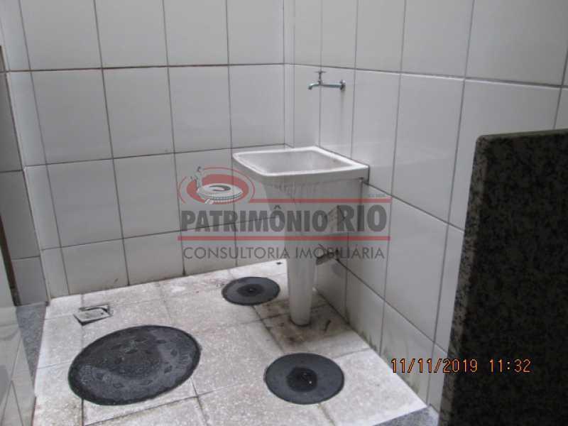 IMG_0431 - ESPETACULAR CASA DUPLEX, 3QTOS, VAGA DE GARAGEM - PRIMEIRA LOCAÇÃO - COLÉGIO - PACA30028 - 19
