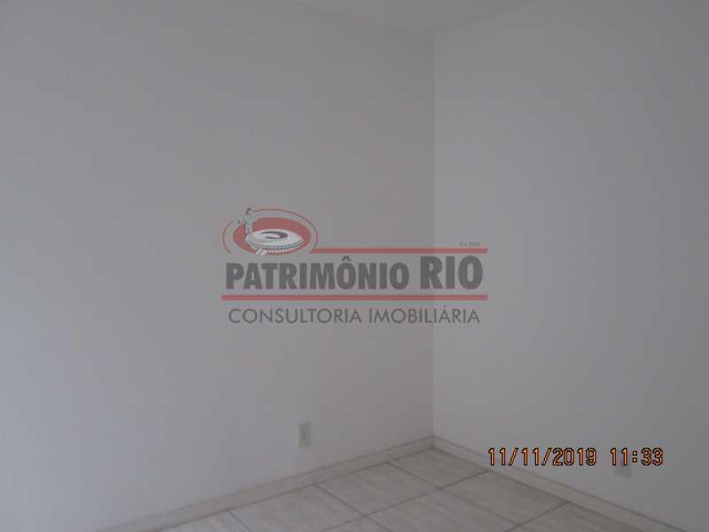 IMG_0432 - ESPETACULAR CASA DUPLEX, 3QTOS, VAGA DE GARAGEM - PRIMEIRA LOCAÇÃO - COLÉGIO - PACA30028 - 20