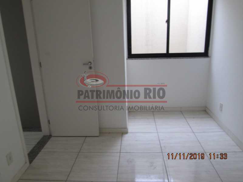 IMG_0433 - ESPETACULAR CASA DUPLEX, 3QTOS, VAGA DE GARAGEM - PRIMEIRA LOCAÇÃO - COLÉGIO - PACA30028 - 21