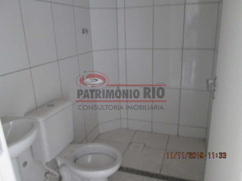 IMG_0434 - ESPETACULAR CASA DUPLEX, 3QTOS, VAGA DE GARAGEM - PRIMEIRA LOCAÇÃO - COLÉGIO - PACA30028 - 22