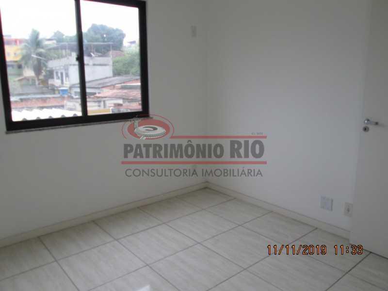IMG_0436 - ESPETACULAR CASA DUPLEX, 3QTOS, VAGA DE GARAGEM - PRIMEIRA LOCAÇÃO - COLÉGIO - PACA30028 - 24