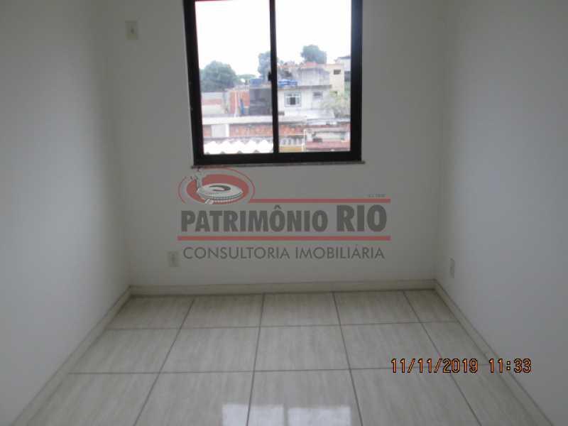 IMG_0437 - ESPETACULAR CASA DUPLEX, 3QTOS, VAGA DE GARAGEM - PRIMEIRA LOCAÇÃO - COLÉGIO - PACA30028 - 25