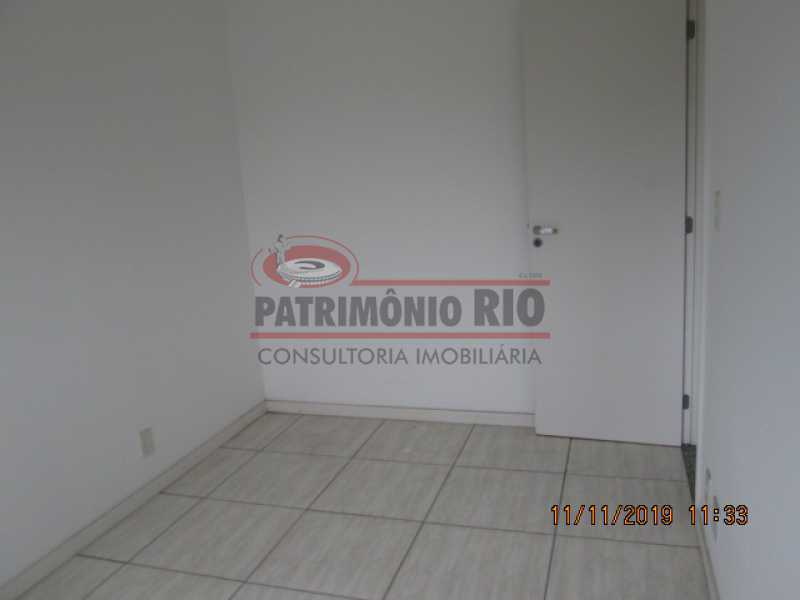 IMG_0438 - ESPETACULAR CASA DUPLEX, 3QTOS, VAGA DE GARAGEM - PRIMEIRA LOCAÇÃO - COLÉGIO - PACA30028 - 26