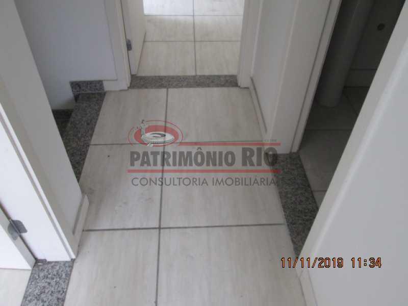 IMG_0439 - ESPETACULAR CASA DUPLEX, 3QTOS, VAGA DE GARAGEM - PRIMEIRA LOCAÇÃO - COLÉGIO - PACA30028 - 27