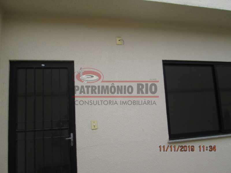 IMG_0440 - ESPETACULAR CASA DUPLEX, 3QTOS, VAGA DE GARAGEM - PRIMEIRA LOCAÇÃO - COLÉGIO - PACA30028 - 28