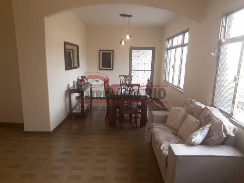 01 - Casa 3 quartos à venda Vista Alegre, Rio de Janeiro - R$ 719.000 - PACA30034 - 3