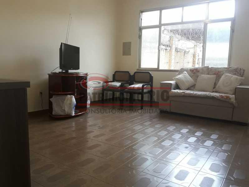 02 - Casa 3 quartos à venda Vista Alegre, Rio de Janeiro - R$ 719.000 - PACA30034 - 4