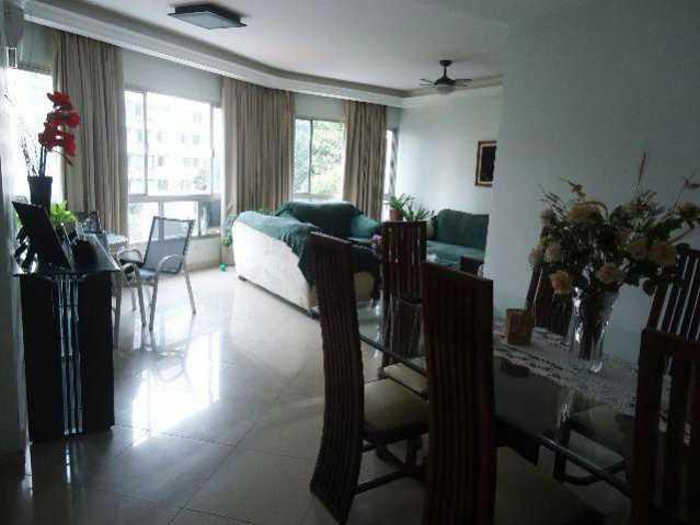 01 - Apartamento Maracanã, Rio de Janeiro, RJ À Venda, 3 Quartos, 150m² - PAAP30047 - 1