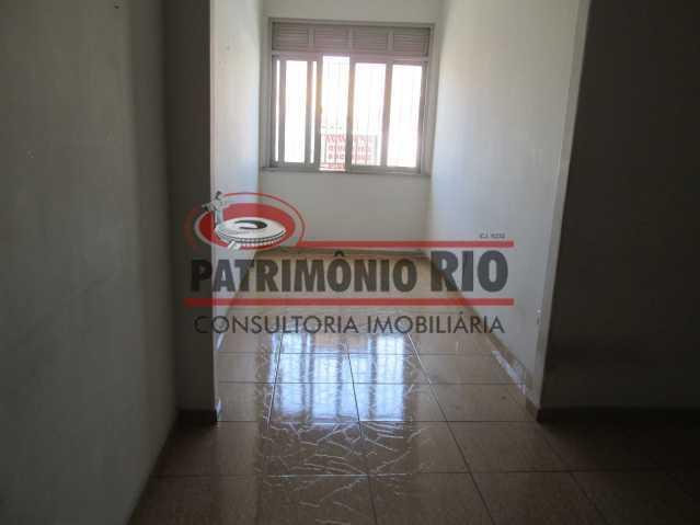 IMG_0034 - Apartamento colado no Metrô , 2 qts , área separada e financiando. - PAAP20403 - 3