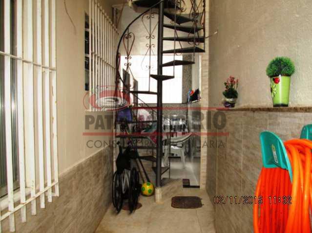 IMG_1021 - Espetacular Casa Duplex 3Quartos-Vista Alegre - PACA30075 - 24