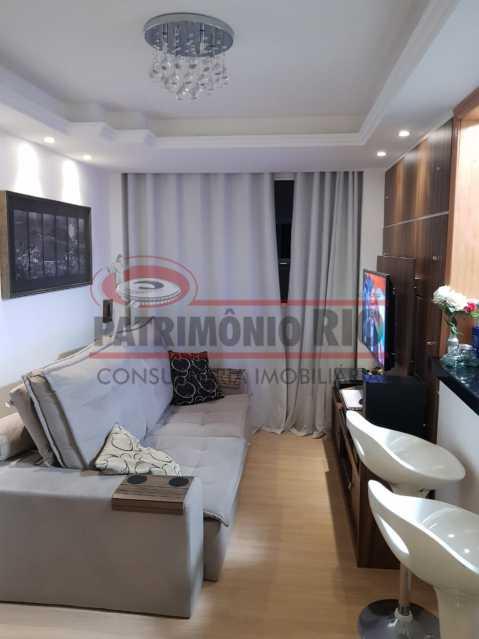 7ef94688-61c5-420f-ab23-8a1553 - Apartamento 2 quartos à venda Honório Gurgel, Rio de Janeiro - R$ 165.000 - PAAP20649 - 5