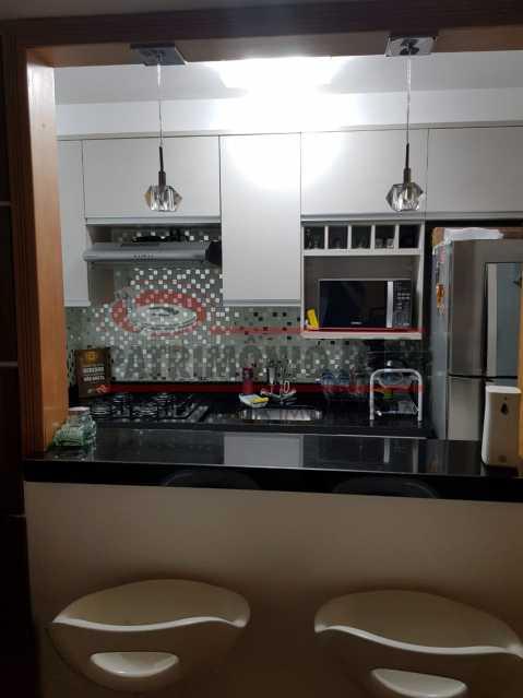 5958330f-1f71-4f1f-bdf9-099848 - Apartamento 2 quartos à venda Honório Gurgel, Rio de Janeiro - R$ 165.000 - PAAP20649 - 9