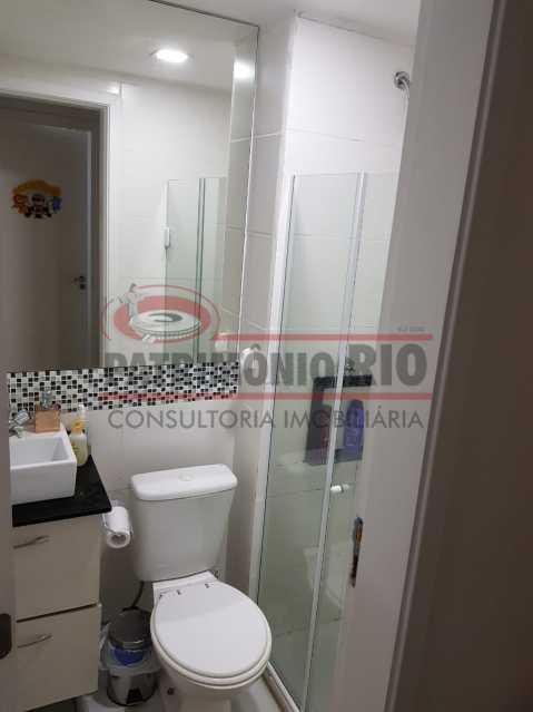 ba27b818-70d7-42d8-8090-7deb5d - Apartamento 2 quartos à venda Honório Gurgel, Rio de Janeiro - R$ 165.000 - PAAP20649 - 17