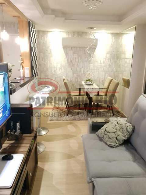e86c9b31-2ca4-41c2-a23a-99f1c2 - Apartamento 2 quartos à venda Honório Gurgel, Rio de Janeiro - R$ 165.000 - PAAP20649 - 1