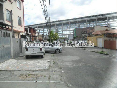 FOTO13 - Apto térreo, prédio com poucos moradores, vazio Madureira - VA10124 - 14