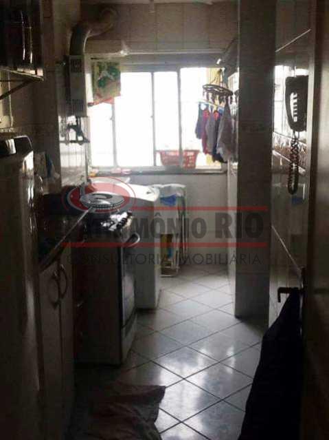 11 - Apartamento Engenho de Dentro, Rio de Janeiro, RJ À Venda, 3 Quartos, 64m² - PAAP30203 - 13