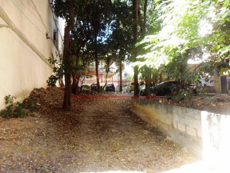 SAM_5654 - Terreno 1093m² à venda Vista Alegre, Rio de Janeiro - R$ 3.400.000 - PAUF00023 - 1