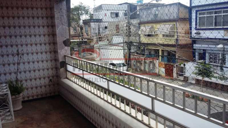 01 - Casa 5 quartos à venda Jardim América, Rio de Janeiro - R$ 780.000 - PACA50033 - 1