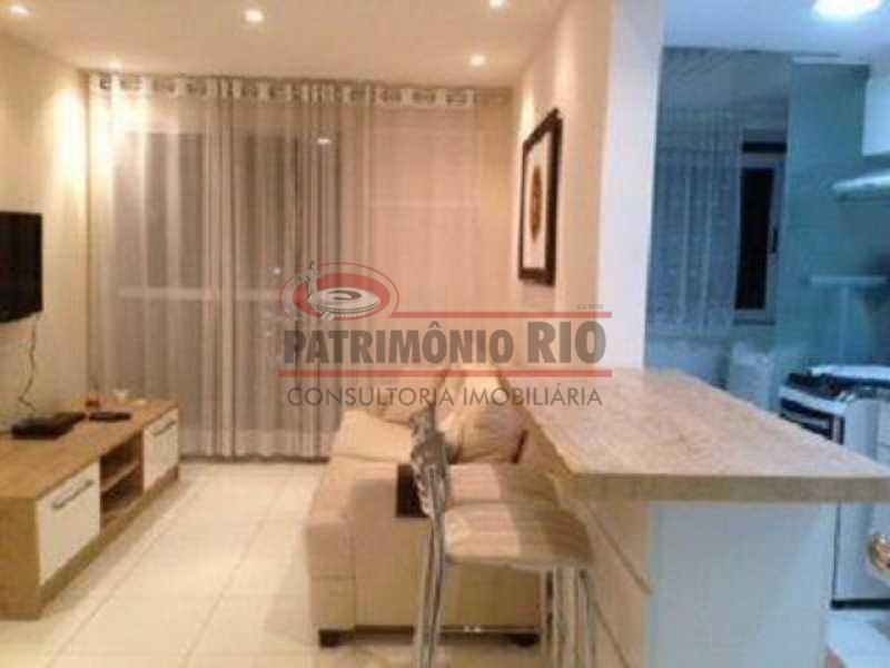 01 - Apartamento 2 quartos à venda Barra da Tijuca, Rio de Janeiro - R$ 425.000 - PAAP20989 - 1