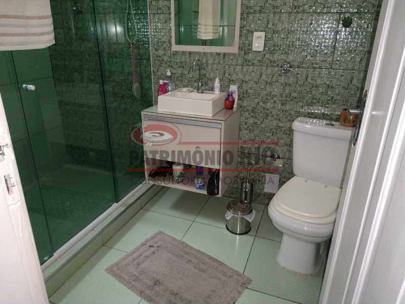 índiceddd14 - Ótima casa Linear 2quartos Vista Alegre - PACA20254 - 26