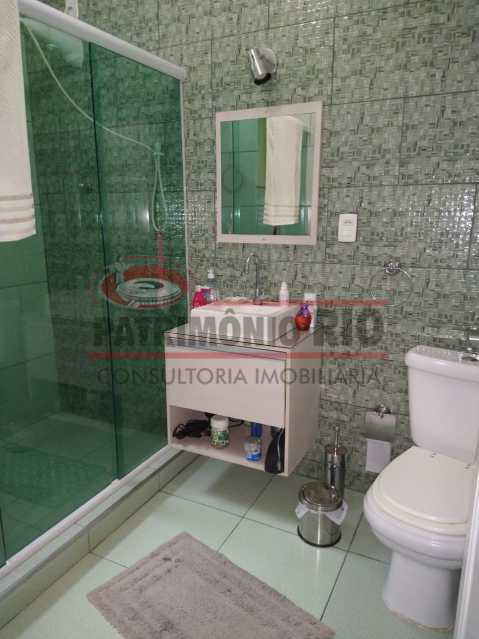 índiceddd13 - Ótima casa Linear 2quartos Vista Alegre - PACA20254 - 12